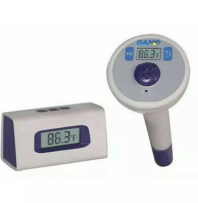Game Digital Wireless Pool Thermometer