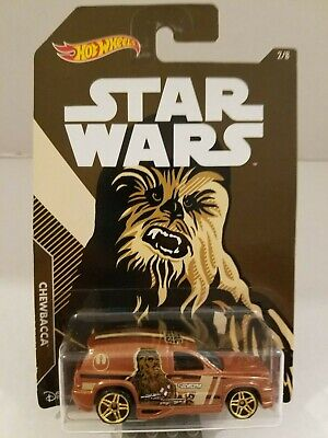 Hot Wheels Star Wars #2 of 8, Chewbacca