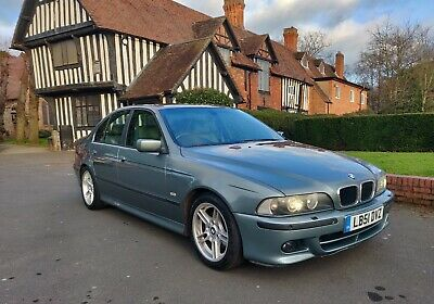 2002 Bmw 530I Sport Automatic Saloon E39 Petrol Facelift Genuine