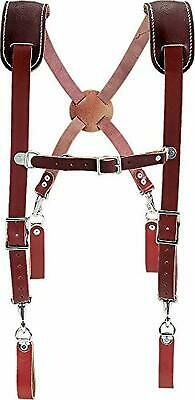 Occidental Leather 5009 H.D. Leather Work Suspenders