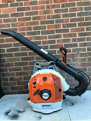 STIHL BR 600  Powerful Professional Backpack Blower. 2 Stroke Made  06. 2018
