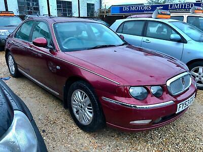 """2003/53 Rover 75 2.0 CDTi (131) Club SE Automatic """"Nationwide Delivery"""""""