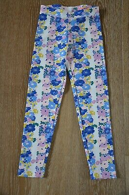 Crewcuts/JCrew Girls Floral Coze Leggings Size 8 NWOT
