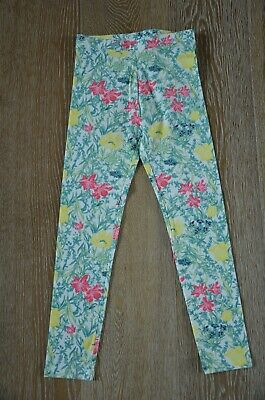Crewcuts/JCrew Girls Floral Leggings Size 8 NWOT