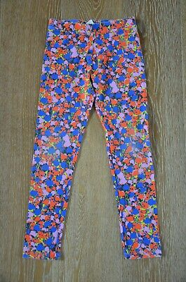Crewcuts/JCrew Girls Colorful Leggings Size 10