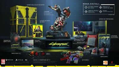Cyberpunk 2077 - Collector's Edition Xbox One Italiano Preordine 17/9/20