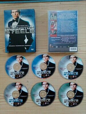 Remington Steele - Primera Temporada Completa - 6 DVD