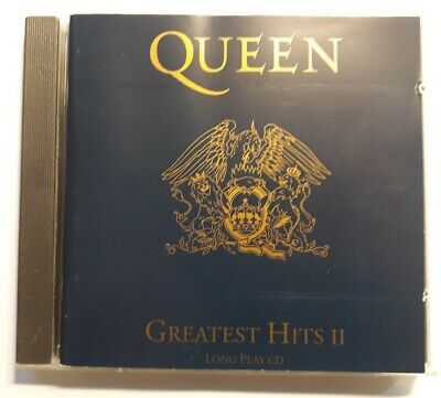 Queen - Greatest Hits II (1991) CD WITH NO SCRATCHES