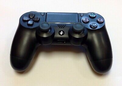 Sony Playstation 4 Ps4 Wireless Controller  Black - Spares / Repairs