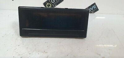 Genuine Volvo S40 V50 C30 2004 2012 Display Screen