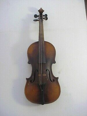 Antique 19th Century GERMAN Finely Made VIOLIN #12