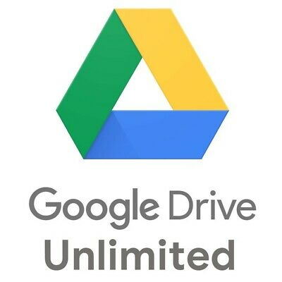Google Drive Unlimited Lifetime Cloud Storage (Global Shipping, Fast Delivery)