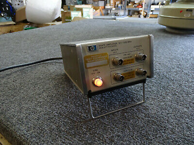 HP / Agilent 8447F Amplifier 0.1-1300 MHz