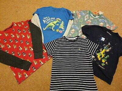 Bundle of 5 Boys tops size 12-13 years 152 -158 cm, from NEXT