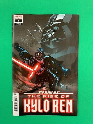 Star Wars: The Rise of Kylo Ren #3 Stefano Landini 1:25 Variant