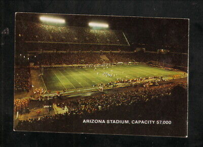 Arizona Wildcats--1978 Football Pocket Schedule--Valley National Bank
