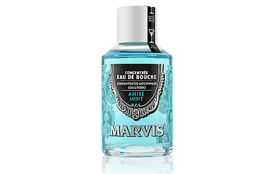 Marvis Anise Mint Concentrated Mouthwash - 120ml