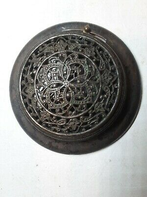 antique very ornate Electrical thermost Switch / low voltage cold warm