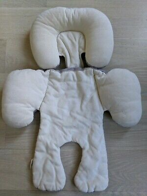 DorDor GorGor Baby head support for stroller, car seat in organic cotton/linen