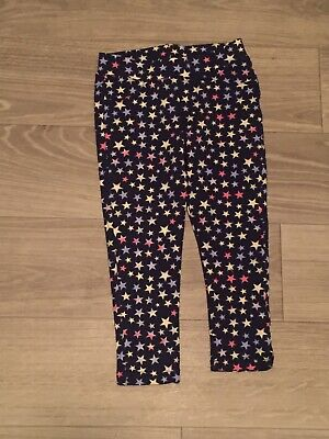 One Step Up Girls Size S(4) Multicolor Star Pants