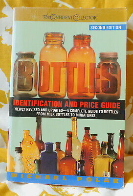 BOTTLES Identification and Price Guide Free Shipping