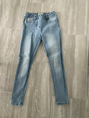 NEXT Girls Jeggings Stonewash THE AUTHENTIC CUT Age 12 Height 152cm