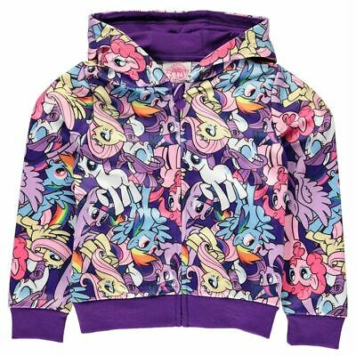 My Little Pony: Full Zip Hoody,3/4,5/6Yr,New With Tags