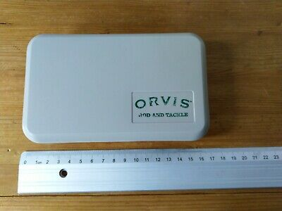 Orvis Boite mouches pêche / Orvis Fly fishing box