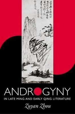 Androgyny in Late Ming and Early Qing Literature, Chinese, General, General AAS,