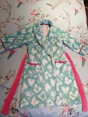 Girls Monsoon Dressing Gown Age 4-6yrs