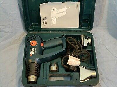 Black and & Decker heat / hot air gun 2000W Excellent Condition model KX2000K