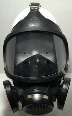 Msa Ultravue Full Face Gas Mask - Medium - Brand New With Tag!!