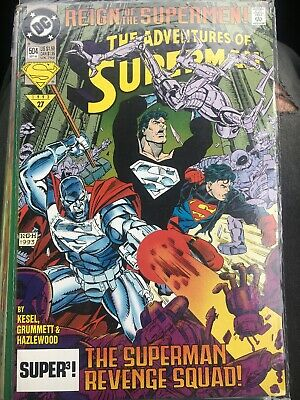The Adventures of Superman #618 September 2003 DC Bagged C819