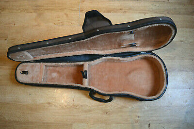 Good cloth covered Violin hard case, fully lined, 4/4.