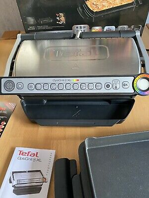 Tefal OptiGrill + XL GC724D12 + Snacking & Baking Kontaktgrill