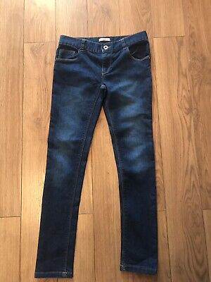Girls Age 10 Years Blue Jeans Bnwt From Blue Zoo