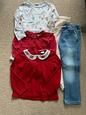 Girls Age 3-4 Years Clothing Bundle ~ All Next! Excellent Condition