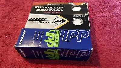 Dunlop Golf Balls, mixed selection all distance - 3 Boxes of 3