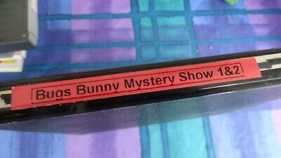 super 8 mm film     BUGS BUNNY MYSTERY SHOW 800 series
