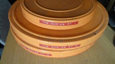 16mm film  The Choice