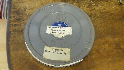 16 mm film Muppet Show  French  Dom De louise