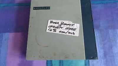 16 mm film BUGS BUNNY upswept hare   colour good