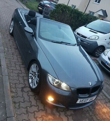 2007 BMW 330i M-Sport, Manual, 92k, FSH, Great condition *No Reserve*
