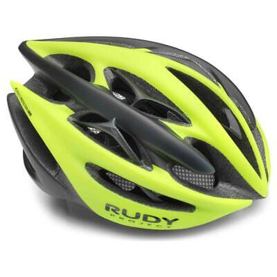Casco Rudy Project Sterling Neon Negro