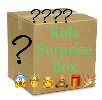 Toys Surprise Box for Kids Mixed Boy/girl Stuffed Animals, Toys And More