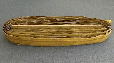 Metallic Antique Gold Bullion Trim 13+ Yds Liturgical Passementarie Millenary