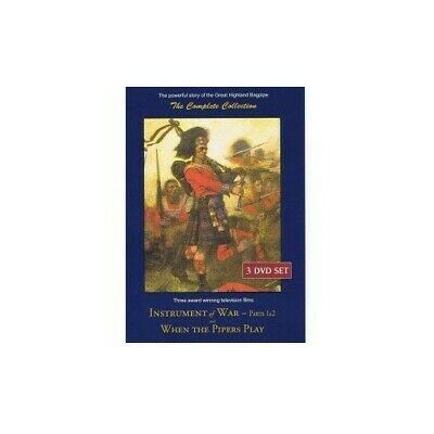 Instruments Of War And When The Pipers Play [DVD] [2011] [Region ... - DVD  JSVG