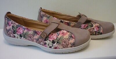 Hotter Nirvana Ladies Shoes Size Uk 7 Exf (Wide Fit)
