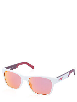 LACOSTE Sonnenbrille / Sunglasses L829SND weiss