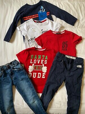 Boys clothes bundle, age 5-6 years